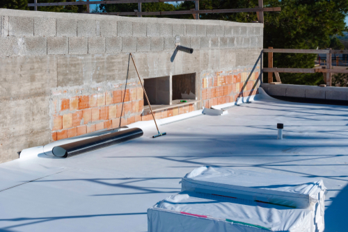 Application of PVC Roofing
